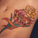Mom 41 150x150 - 100's of Mother Tattoo Design Ideas Pictures Gallery