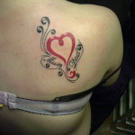 Mom and Dad 3 150x150 - 100's of Mom and Dad Tattoo Design Ideas Pictures Gallery