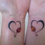 Mother and Daughter 2 150x150 - 100's of Mother and Daughter Tattoo Design Ideas Pictures Gallery