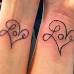 Mother and Daughter 7 150x150 - 100's of Mother and Daughter Tattoo Design Ideas Pictures Gallery