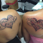 Mother and Daughter 8 150x150 - 100's of Mother and Daughter Tattoo Design Ideas Pictures Gallery
