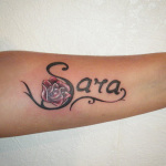 Name Tattoo7 150x150 - 100's of Name Tattoo Design Ideas Pictures Gallery