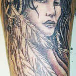100's of Native American Tattoo Design Ideas Pictures Gallery