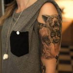 Native American 3 150x150 - 100's of Native American Tattoo Design Ideas Pictures Gallery