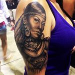 Native American 9 150x150 - 100's of Native American Tattoo Design Ideas Pictures Gallery