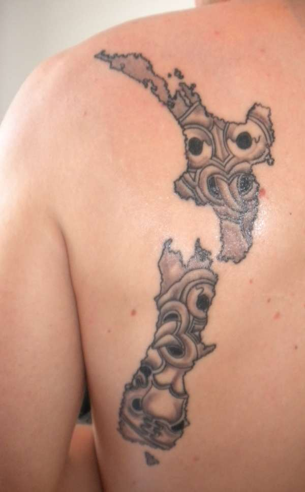 100's of New Zealand Tattoo Design Ideas Pictures Gallery