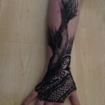 Norse 11 150x150 - 100's of Norse Tattoo Design Ideas Pictures Gallery