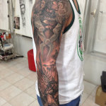 Norse 7 150x150 - 100's of Norse Tattoo Design Ideas Pictures Gallery