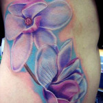 Orchid Tattoo 2 150x150 - 100's of Orchid Tattoo Design Ideas Pictures Gallery