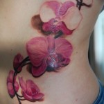 Orchid Tattoo 5 150x150 - 100's of Orchid Tattoo Design Ideas Pictures Gallery