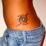 Pisces Tattoo81 150x150 - 100's of Pisces Tattoo Design Ideas Pictures Gallery
