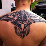 Polynesian 5 150x150 - 100's of Polynesian Tattoo Design Ideas Pictures Gallery