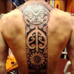Polynesian 7 150x150 - 100's of Polynesian Tattoo Design Ideas Pictures Gallery
