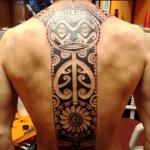 Polynesian 7 150x150 - 100's of Polynesian Tattoo Design Ideas Pictures Gallery