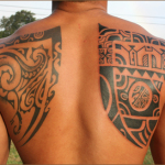 Polynesian 8 150x150 - 100's of Polynesian Tattoo Design Ideas Pictures Gallery