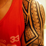 Polynesian Tribal Tattoo5 150x150 - 100's of Polynesian Tribal Tattoo Design Ideas Pictures Gallery
