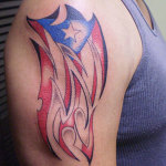 Puerto Rico 10 150x150 - 100's of Puerto Rico Tattoo Design Ideas Pictures Gallery