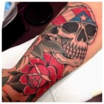 Puerto Rico 12 150x150 - 100's of Puerto Rico Tattoo Design Ideas Pictures Gallery