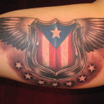 Puerto Rico 2 150x150 - 100's of Puerto Rico Tattoo Design Ideas Pictures Gallery