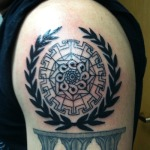 Roman 4 150x150 - 100's of Roman Tattoo Design Ideas Pictures Gallery