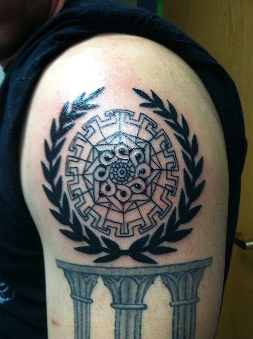 100 39 s of roman tattoo design ideas pictures gallery for Roman tattoo ideas