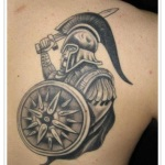 Roman 7 150x150 - 100's of Roman Tattoo Design Ideas Pictures Gallery