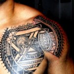 Samoan 9 150x150 - 100's of Samoan Tattoo Design Ideas Pictures Gallery