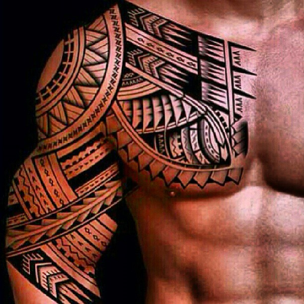 100's of Samoan Tattoo Design Ideas Pictures Gallery