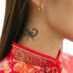 Scorpio Tattoo11 150x150 - 100's of Scorpio Tattoo Design Ideas Pictures Gallery