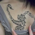 Scorpio Tattoo9 150x150 - 100's of Scorpio Tattoo Design Ideas Pictures Gallery
