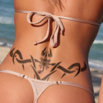Scorpion Tribal Tattoo8 150x150 - 100's of Scorpion Tribal Tattoo Design Ideas Pictures Gallery