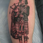 Scottish 8 150x150 - 100's of Scottish Tattoo Design Ideas Pictures Gallery
