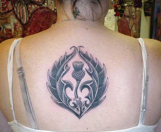 100's of Scottish Tattoo Design Ideas Pictures Gallery