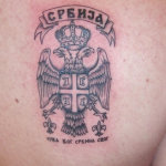 Serbian 2 150x150 - 100's of Serbian Tattoo Design Ideas Pictures Gallery