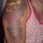 Serbian 7 150x150 - 100's of Serbian Tattoo Design Ideas Pictures Gallery