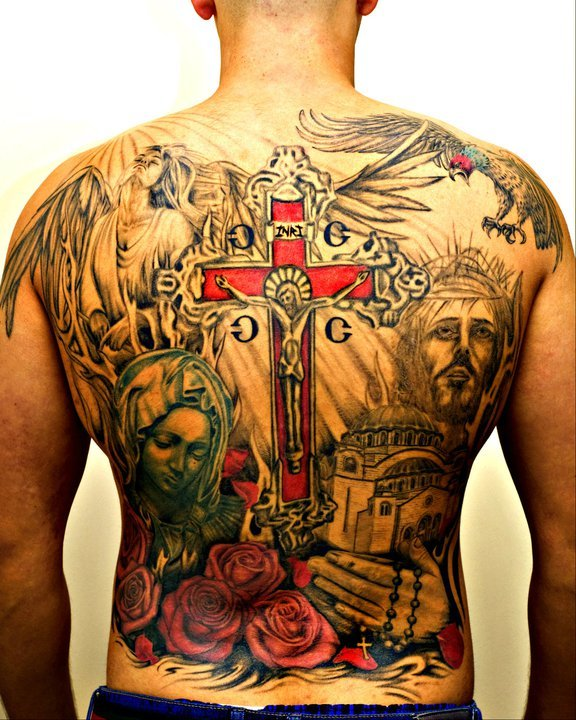 100's of Serbian Tattoo Design Ideas Pictures Gallery