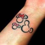 Simple Tattoos for Girls 9 150x150 - 100's of Simple Tattoos for Girls Design Ideas Pictures Gallery