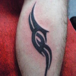 Simple Tribal Tattoo12 150x150 - 100's of Simple Tribal Tattoo Design Ideas Pictures Gallery
