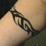 Simple Tribal Tattoo6 150x150 - 100's of Simple Tribal Tattoo Design Ideas Pictures Gallery
