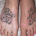 Sister 5 150x150 - 100's of Sister Tattoo Design Ideas Pictures Gallery