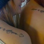 Sister 7 150x150 - 100's of Sister Tattoo Design Ideas Pictures Gallery