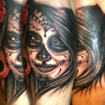 Spanish 5 150x150 - 100's of Spanish Tattoo Design Ideas Pictures Gallery