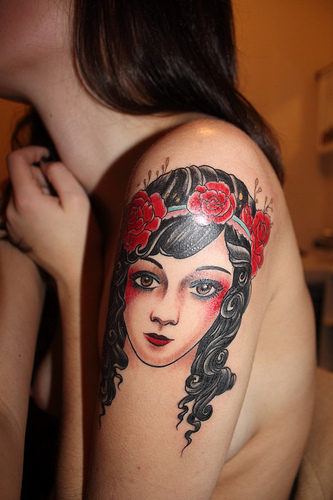 100's of Spanish Tattoo Design Ideas Pictures Gallery