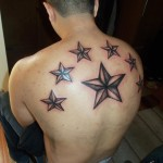 Star Tribal Tattoo3 150x150 - 100's of Star Tribal Tattoo Design Ideas Pictures Gallery