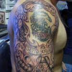 Taino 6 150x150 - 100's of Taino Tattoo Design Ideas Pictures Gallery