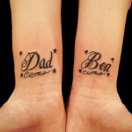 Tattoo Lettering12 150x150 - 100's of Tattoo Lettering Design Ideas Pictures Gallery