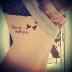 100's of Tattoos With Sayings Design Ideas Pictures Gallery