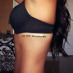 Tattoos With Sayings2 150x150 - 100's of Tattoos With Sayings Design Ideas Pictures Gallery