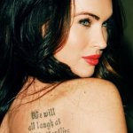 Tattoos With Sayings9 150x150 - 100's of Tattoos With Sayings Design Ideas Pictures Gallery