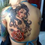 Tattoos for Girls 12 150x150 - 100's of Tattoos for Girls Design Ideas Pictures Gallery
